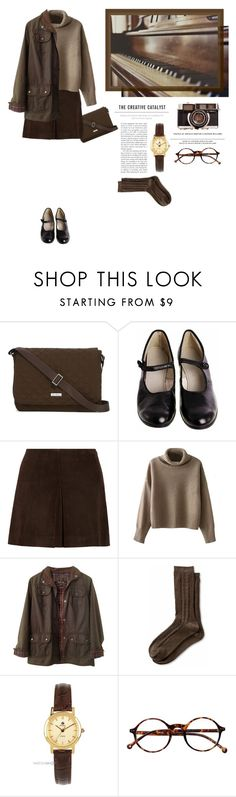 """#94"" by kgarden ❤ liked on Polyvore featuring Vera Bradley, Miu Miu, Chicnova Fashion, Barbour, Banana Republic and Retrò"