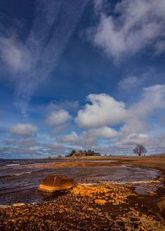 Harmony of raw and beauty part II - Beautiful landscape in Harriniemi, Kokkola.
