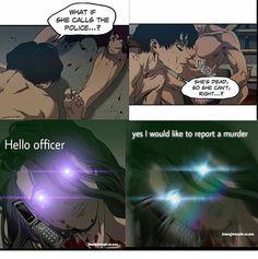 Oh Bum Anime Meme, Manga Anime, Fanarts Anime, Manhwa Manga, Stalking Funny, Killing Stalking Memes, Kill It With Fire, Funny V, Funny Shit