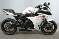 2009 Yamaha 600 FZ6 FZ6R Motorcycle   San Francisco, California   #SF_Moto #MotorcycleLove #sfmoto #bikelife