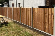 Offering fencing services in Brentwood. First Choice Fencing and Shed Specialists are a friendly, family run business with over 30 years of experience. Garden Fencing Uk, Back Gardens, 30 Years, Fence, Shed, Business, Business Illustration, Sheds, Tool Storage