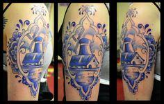 delft tattoo artist: Adrienne Haberl