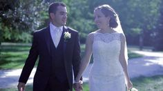 Warm, genuine, joyful, and full of character – Christine and Mark's smiles were completely infectious! It must've been LOVE AT FIRST SMILE when these two first met! Although we didn't get to meet Christine's dad, we could tell his spirit and energy was there with everyone on the day! We were very happy to include old footage of him in this video to incorporate the strength of his presence in everyone's hearts. (www.henjofilms.com) Country Club Wedding, Wedding Videos, Videography, Joyful, First Love, Strength, Hearts, Spirit, Romantic
