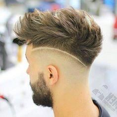 Men's Hair Styles Mens Haircuts Short Hair, Cool Hairstyles For Men, Barber Hairstyles, Hair And Beard Styles, Curly Hair Styles, Pinterest Haircuts, Gents Hair Style, Classic Haircut, Men Hair Color