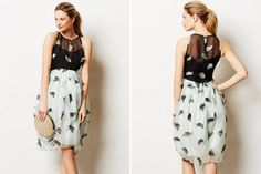 30 Super Chic Dresses to Wear to EVERY Spring Occasion via Brit + Co.