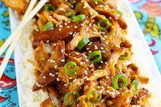 sesame slow cooker chicken