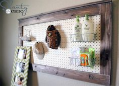 Pegboard is a go-to choice for garage storage because its grid of predrilled holes holds a variety of hooks that neatly store tools and keep them close at hand. But in recent years, crafty homeowners have been bringing this versatile board indoors for all types of projects. Storage is still pegboard's main selling point, but DIYers have also found other ways to celebrate its unique functionality. Some popular uses for pegboard include craft organizers, headboards, backsplashes, and flexible…