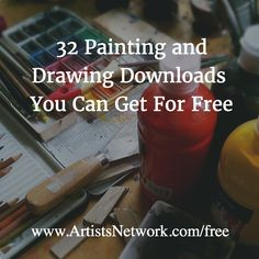 From oil painting to sketching, acrylic to watercolor, and every subject, learn how to paint and draw here. #art #painting #drawing