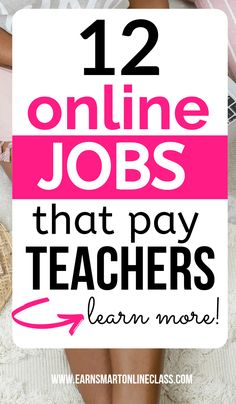 Need online jobs that pay weekly or more often? Get these list of 28 work at home jobs that pay on a weekly basis. Learn& The post 28 Work At Home Online Jobs That Pay Weekly & Earn Smart Online Class appeared first on Mason Makes Money. Legit Online Jobs, Online Jobs From Home, Sites Online, Work From Home Jobs, Online Courses, Online College, Online Programs, Online Work, Online Surveys For Money
