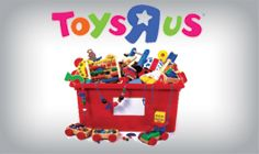 Win a ToysRus voucher worth from Justplay (South Africa)
