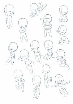 Imma chibi person <<< same.you might see a lot of chibi on this board Anime Drawings Sketches, Kawaii Drawings, Cartoon Drawings, Cute Drawings, Drawing Base, Manga Drawing, Drawing Tips, Chibi Drawing, Sketch Drawing