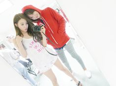 Tiffany y Sooyoung de Girls generation
