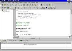 DEV-C++ free