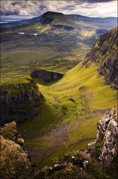Trotternish Ridge on the Isle Of Skye:  Hitting your mark by LordJCornell on DeviantArt