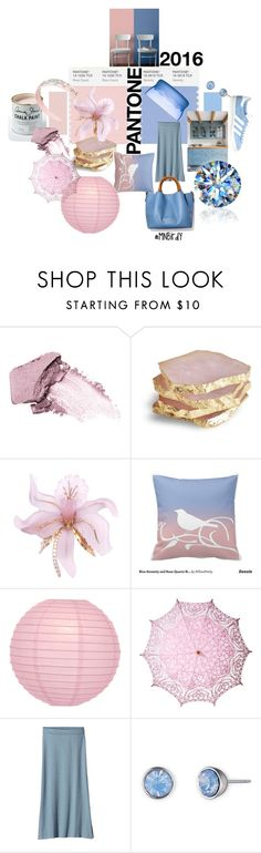 """""""We Belong Together"""" by mnbirdy ❤ liked on Polyvore featuring beauty, Stila, Cultural Intrigue, Patagonia, Lonna & Lilly, mnbirdy and pantonebeauty"""