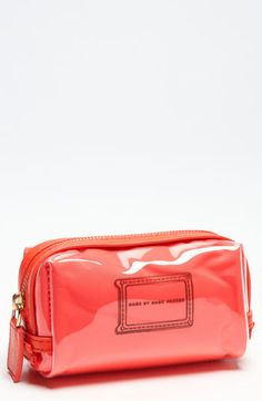 MARC BY MARC JACOBS 'Werdie' Clear Cosmetics Pouch available at Nordstrom