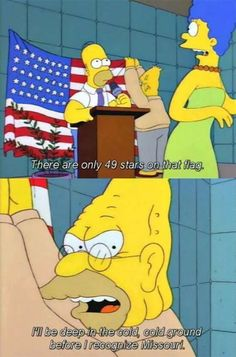 funny-Simpsons-stars-flag-number