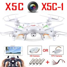 Best choice with US $26.90 100% Original Syma X5C-1 (Upgrade Version Syma X5C) Drone Can Add WIFI FPV HD 2MP Camera RC Quadcopter Helicopter Toy VS H31 H22  #original #(upgrade #version #drone #camera #quadcopter #helicopter