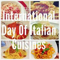 Venerdi 17 giornata mondiale degli #spaghettiday organizzato da #idic.  #IDTxIDIC #IDIC2014 #cucinaitaliana #italianfood