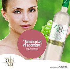 Vinho Rio Sol Branco, Chenin Blanc e Viognier!!