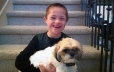 Great blog post about my co-worker's family. Precious story on World Down Syndrome Day!