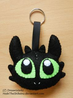 needle felted toothless - Google Search