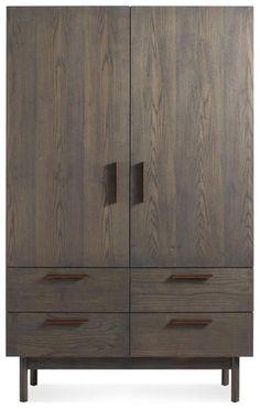 'Shale Bar Cabinet by Blu Dot. @2Modern'