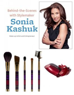 Make-up artist Sonia Kashuk provides quality beauty products at a budget-friendly price. See her interview with Style Spotters here: http://www.bhg.com/blogs/better-homes-and-gardens-style-blog/2012/09/07/behind-the-scenes-with-stylemaker-sonia-kashuk/?socsrc=bhgpin09112soniakashuk