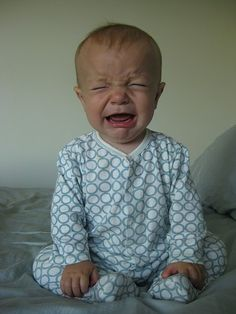 Adorable Cry Baby
