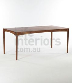 Bergman Wooden Dining Table $749.00 Height 71cm Width 164cm  Depth 85cm