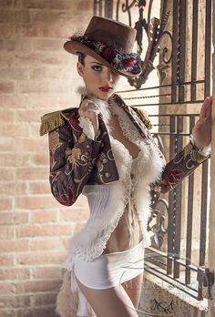 # HOT STEAMPUNK FASHION