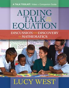Adding Talk to the Equation (A Talk Toolkit: Video + Companion Guide) | Stenhouse Publishers