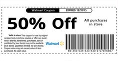 Get your coupon - (1) per person
