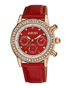 August Steiner Women's Dazzling Watch