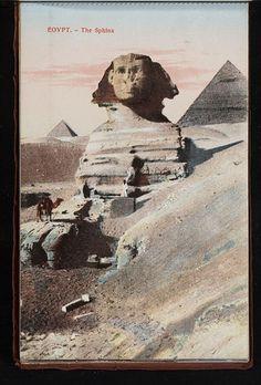 Egypt Old photo
