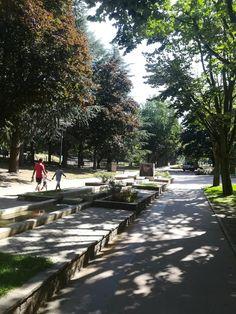 St Etienne, Saints, Sidewalk, Side Walkway, Walkway, Walkways, Pavement