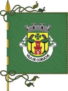 Bandeira de Coruche