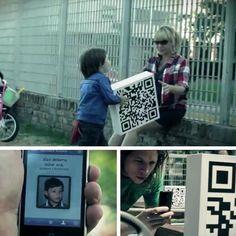 'Qriousity Code' ไอเดีย เทคโนโลยี = เครื่องมือช่วยตามหาเด็กหาย