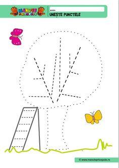 Semne grafice Kindergarten Worksheets, Preschool, Map, Kid Garden, Location Map, Kindergarten, Maps, Preschools, Kindergarten Center Management