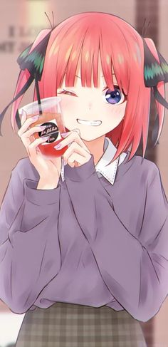 Nino. [Go-Toubun no Hanayome] - Anime & Manga