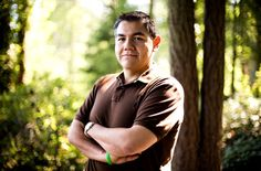 MOTIVATED Ed Guillen lost 90 pounds to be eligible for a pre-donation screening, and gave a kidney to his mother.