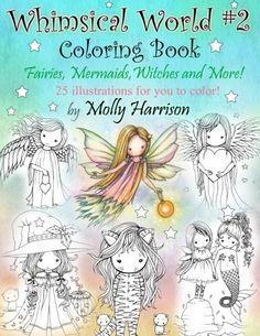 Whimsical World #2 Coloring Book: Fairies, Mermaids, Witc... https://www.amazon.com/dp/153361332X/ref=cm_sw_r_pi_dp_x_-FZ4xbZ6YRD7A