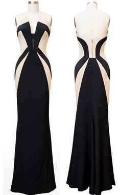 Olivia Pope Black and White Dress only I had somewhere to wear this! classy olivia pope Olivia Pope Black and White Dress – Consider Me Slayed Evening Dresses, Prom Dresses, Formal Dresses, Graduation Dresses, Wedding Dresses, Beautiful Gowns, Beautiful Outfits, Glamour, Olivia Pope Style