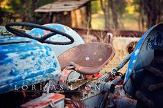 Guy's Tractor..