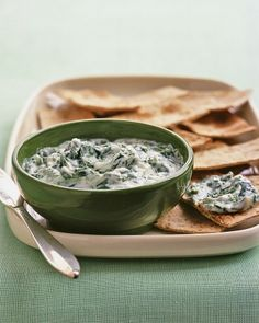 So making this with the chard in my CSA this week!  Swiss Chard Tzatziki