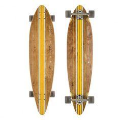 GLOBE Pinner Longboard complet brown yellow 41.25 x 9.75 pouces 169,00 € #skate #skateboard #skateboarding #streetshop #skateshop @playskateshop