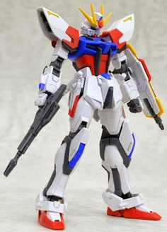 GAT-X105B Build Strike Gundam