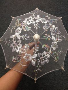 PLEASE NOTE THESE ARE SMALL UMBRELLA !!!! PLEASE LOOK DESCRIPTION BEFORE PURCHASING! ! ! Size :8 inches Open diameter : 11 inches