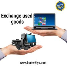 Online is becoming the best source for everyone to easily post their ads and use it for many other purposes. Although there are many other ways available to sell your used goods, there is no doubt that Barterkiya.com servesto be very helpful to reach a huge population within a short timeline. Sign-up today. www.barterkiya.com