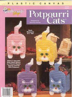 Potpourri Cats Pg 1/4